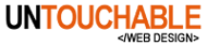 Untouchable Web Design Logo